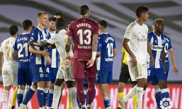 La Liga: Ο Μπενζεμά νίκησε τον Ρομπέρτο και η Ρεάλ προβάρει το στέμμα. Τα ματς που απομένουν (vid)