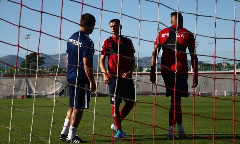 Ολυμπιακός: Aποστολή με Τσιμίκα για το ματς με τον ΠΑΟΚ
