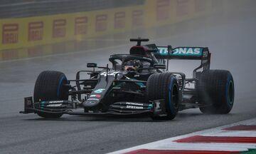 Grand Prix Αυστρίας: Πήρε την πρώτη του φετινή pole position ο Χάμιλτον