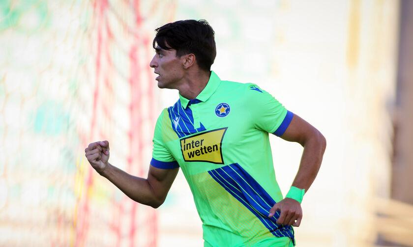 Ξάνθη - Αστέρας Τρίπολης: Το γκολ του Κρέσπι για το 0-1 (vid)