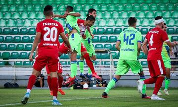 Ξάνθης - Αστέρας Τρίπολης: Ο VAR ακύρωσε το γκολ του Γκαργκαλατζίδη (vid)