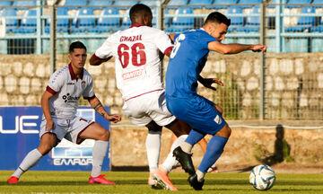 Λαμία-ΑΕΛ 0-0: Αγγαρεία και δίκαιη ισοπαλία (highlights)
