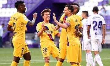 La Liga: Ο Μέσι ισοφάρισε το ρεκόρ ασίστ του Τσάβι σε ένα πρωτάθλημα!