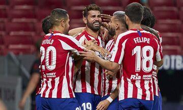 La Liga: Και μαθηματικά στο Champions League η Ατλέτικο Μαδρίτης, 1-0 την Μπέτις (vid)