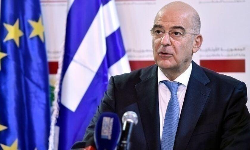 Δένδιας: «Η Ελλάδα ζητά από την ΕΕ ισχυρότατα μέτρα κατά της Τουρκίας»