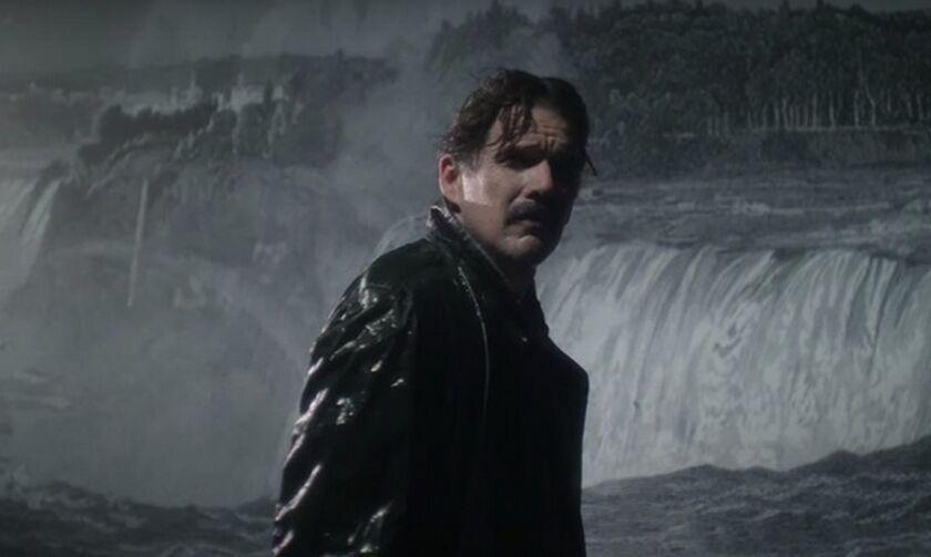 O Νίκολα Τέσλα τα βάζει με τον Τόμας Εντισον στο πρώτο τρέιλερ του «Tesla»