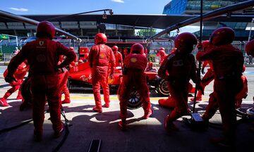 Grand Prix Στυρίας: Η εγκατάλειψη των δύο Ferrari μετά τη μεταξύ τους σύγκρουση (vid)