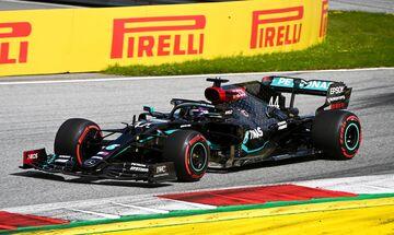 Grand Prix Στυρίας: Σβηστή νίκη για Χάμιλτον, προβληματισμός στη Ferrari