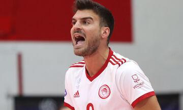 Κοκκινάκης διαψεύδει για ΠΑΟΚ: «Εχω συμβόλαιο με τον Ολυμπιακό και με αυτόν θα μιλήσω πρώτα»