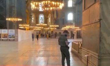 Αγία Σοφία: Έτσι την κάνουν τζαμί-Ιμάμηδες, μουεζίνηδες, αντιβακτηριδιακά και αυτοθερμαινόμενα χαλιά