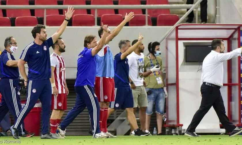 Ολυμπιακός - ΠΑΟΚ 0-1: Έτσι το έζησαν οι Μαρτίνς, Τσιμίκας, Σεμέδο, Σισέ, Βαλμπουενά (pics)