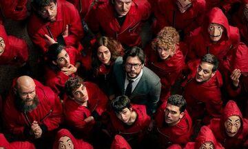 O Άλεξ Πίνα μόλις ανακοίνωσε την 5η σεζόν του «La Casa de Papel»!