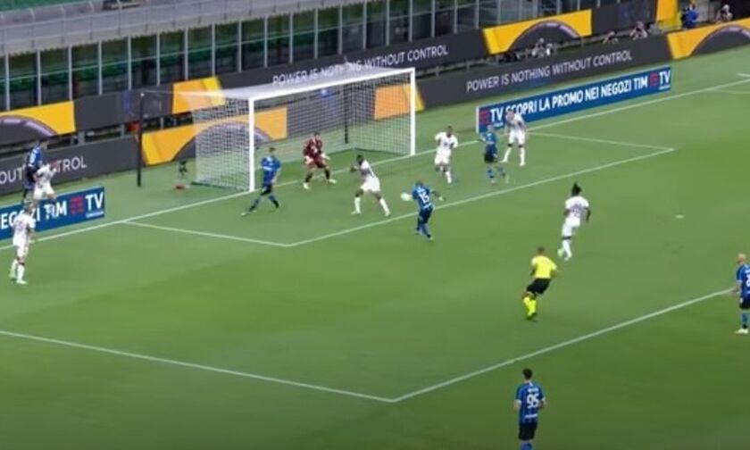 Serie A: Η Ίντερ το... γύρισε και έπιασε τη Λάτσιο (vid)