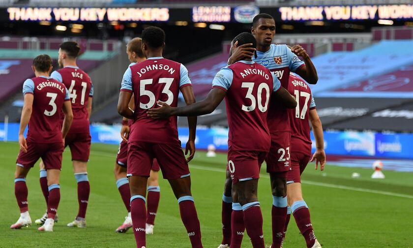 Premier League: Άλμα παραμονής η Γουέστ Χαμ, «μπλέκει» η Γουότφορντ (highlights, βαθμολογία)
