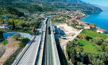 Εγκαινιάστηκε η νέα σιδηροδρομική γραμμή Κιάτο-Αίγιο