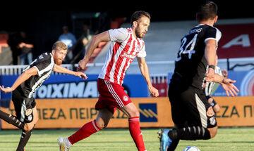 ΟΦΗ - Ολυμπιακός: Δεύτερο γκολ του Φορτούνη και 0-3 (vid)