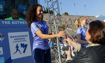 Πριβιλέτζιο: Πρωταθλήτρια Ελλάδας στα 10.000 μ.