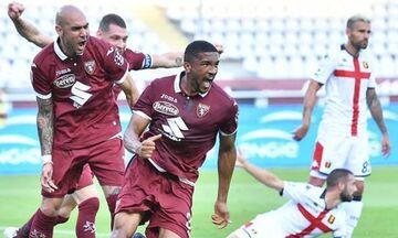 Serie A: Eπιστροφή στις νίκες για Τορίνο (vid)!