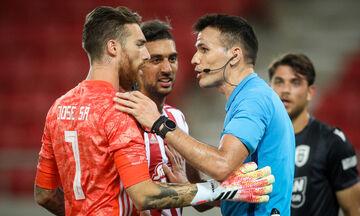 ΠΑΟΚ: Κίνδυνος τιμωρίας για τους διαιτητές στα 4 τελευταία ματς!