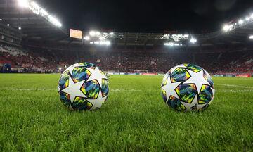 Οι πιθανοί αντίπαλοι Ολυμπιακού, ΠΑΟΚ, ΑΕΚ σε Champions και Europa League 2020-21!