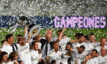 La Liga: Πρωταθλήτρια Ισπανίας για 34η φορά η Ρεάλ Μαδρίτης! (highlights, βαθμολογία)