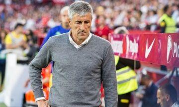 Σετιέν: «Ελπίζω να είμαι προπονητής της Μπαρτσελόνα, αλλά δεν ξέρω...»