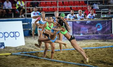 Beach Handball: Το πρόγραμμα του 21ου Πανελλήνιου Πρωταθλήματος