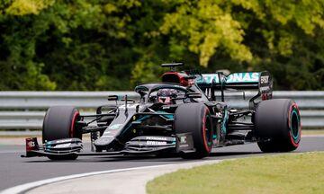 Grand Prix Ουγγαρίας: Pole position με ρεκόρ πίστας για τον Χάμιλτον