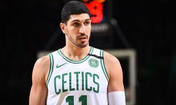 Καντέρ: «Με πληγώνει που δεν μου μιλάνε οι υπόλοιποι Τούρκοι του NBA»