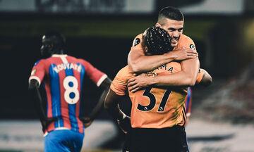 Premier League: Με Ποντένσε η Γουλβς, 2-0 την Κρίσταλ Πάλας (highlights, βαθμολογία)
