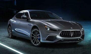 Νέα υβριδική Maserati Ghibli 2.0λτ. 330 PS (vid)