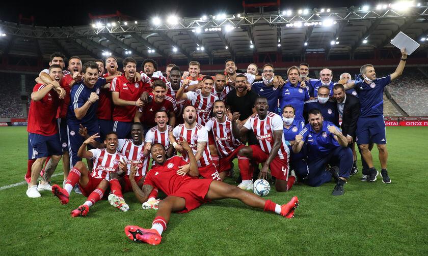 Super League 1: Φιέστα και «άρωμα» τελικού, για τη 2η θέση ο ΠΑΟΚ, το «αντίο» του Δώνη