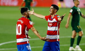 "La Liga: Η Ρεάλ έριξε την Λεγανές- Γρανάδα, Σοσιεδάδ ""Ευρωπαίες""-Εκτός η Βαλένθια (highlights)"