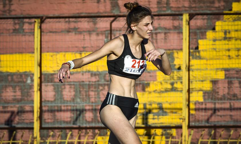Πανελλήνιο Πρωτάθλημα: Φοβερή παρουσία από την Ιωάννα Ζάκκα