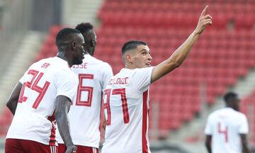 Τα highlights του Ολυμπιακός - ΑΕΚ 3-0 (vid)