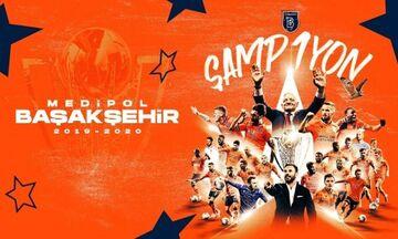 Mπασάκσεχιρ: Για πρώτη φορά πρωταθλήτρια Τουρκίας