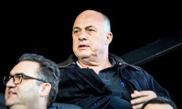 Μπέος: «Λυπάμαι για το άδοξο τέλος που διαφαίνεται για την πιο ιστορική ομάδα της Ελλάδας»