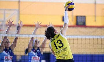 Volleyleague Γυναικών: Mε Κάρτα Ελεύθερης Συμμετοχής ο ΑΟ Λαμίας 2013