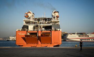 Blue Star Chios: Ο καπετάνιος ξεγέννησε επιβάτιδα καταμεσής του Αιγαίου!