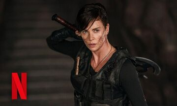 To The Old Guard με την Charlize Theron σαρώνει το Netflix