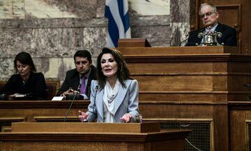 Αλεξανδρούπολη: Τους στόχους της Επιτροπής «Ελλάδα 2021» παρουσίασε η Γ. Αγγελοπούλου