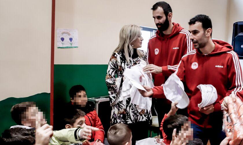Ολυμπιακός: Ανακοίνωσε την παραμονή των Κώστα Στιβαχτή, Δημήτρη Ριζόπουλου