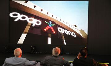 «ΟΠΑΠ Arena»: Έγιναν τα επίσημα «βαφτίσια» του νέου γηπέδου της ΑΕΚ