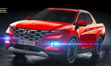 Έτσι θα είναι το πολυαναμενόμενο Hyundai Santa Cruz