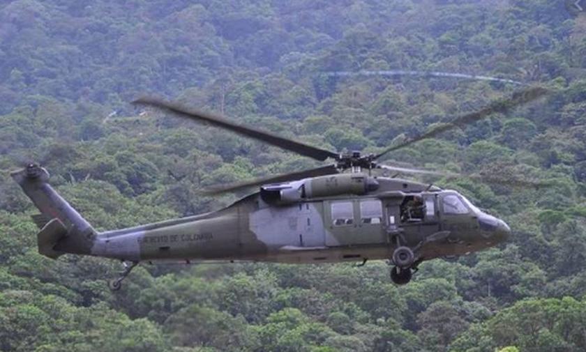 Κολομβία: Συνετρίβη Black Hawk - Νεκροί 11 στρατιωτικοί