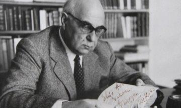 Γιώργος Σεφέρης: Το πρώτο Νόμπελ από τη γενιά του '30