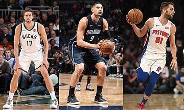 Γκασόλ, Καλντερόν και Βούτσεβιτς στο πρώτο virtual Jr. NBA Camp!