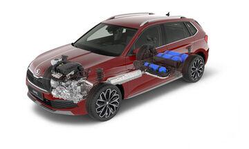 Μικρά SUV με κινητήρες LPG και CNG