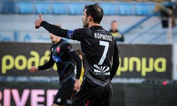 Super League 1: Με το βλέμμα στα 300, Δημούτσος, Γιαννούλης και Κόρμπος