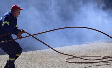 Κερατέα: Πυρκαγιά έχει ξεσπάσει - 30 πυροσβέστες στην περιοχή